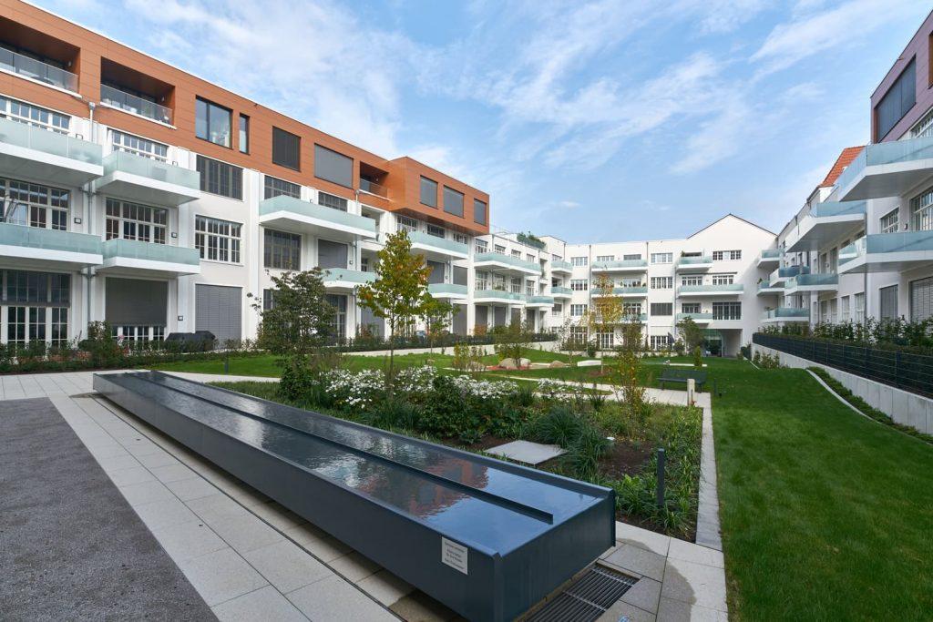 Bielefeld – Ankergärten