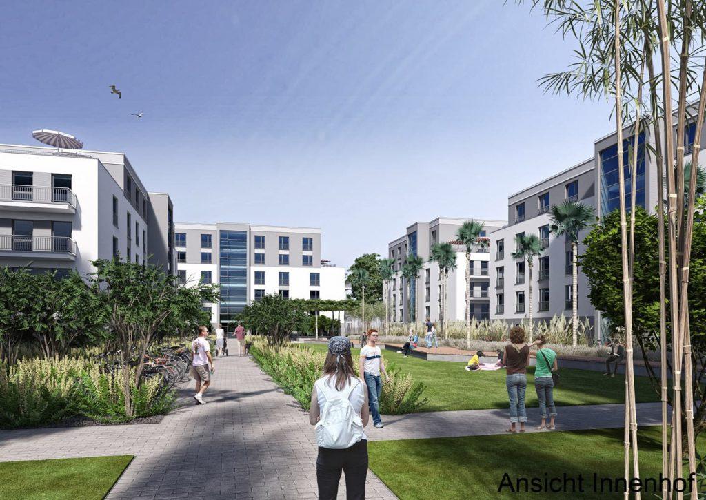 Bielefeld – Campus WestendI