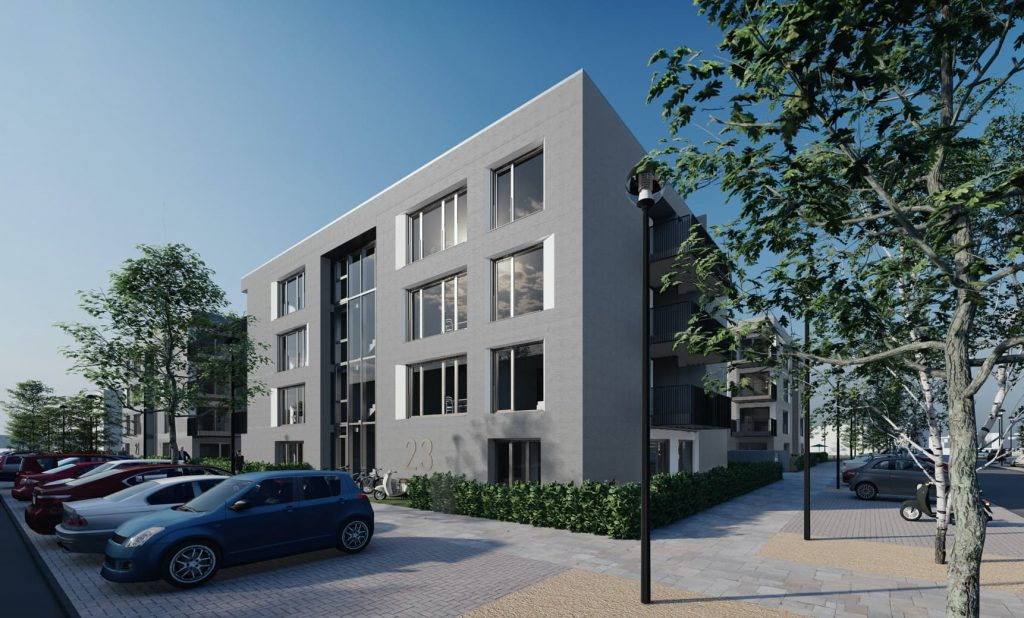Bielefeld – Campus WestendII