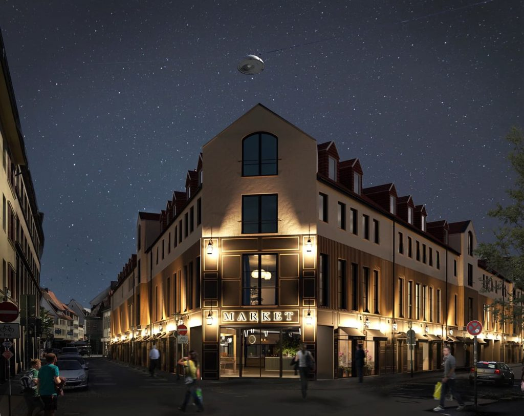 Bielefeld – Markthalle