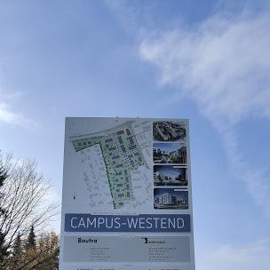 Aktueller Stand (KW 45) Campus Westend